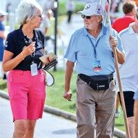 GOLF FOR GREYS AT THE PORTUGAL MASTERS
