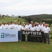 Floresta Parque's Algarve Interclub Golf League Triumph