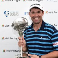 What a finish! Padraig Harrington winner of the 2016 Portugal Masters