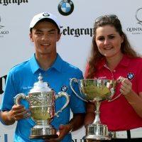 Next generation of golfing stars at Quinta do Lago