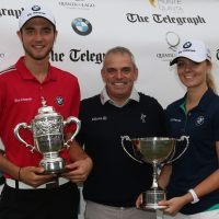Hertfordshire duo triumphant at Quinta do Lago