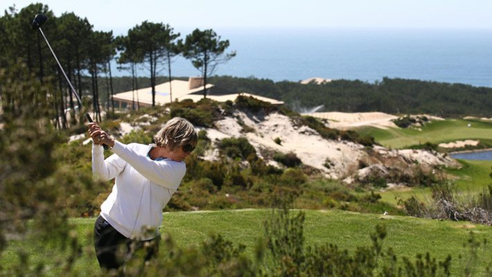 Another world class golf course for Portugal