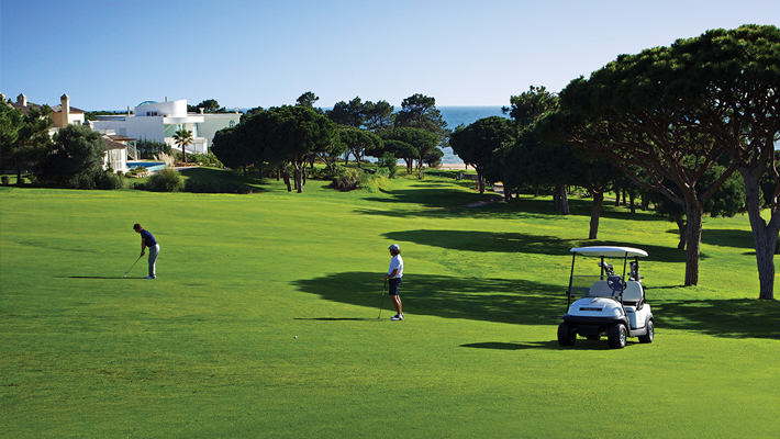 Amateur Silver Edition at Vale do Lobo