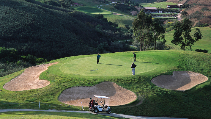 Golf Santo António stages fantastic Autumn Festival