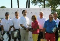 JJW celebrates success of inaugural Algarve golf tournament