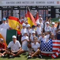 Inaugural Dom Pedro Junior Masters attracts international field