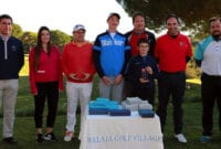 Algarve Golfers taking Pitch and Putt to another level
