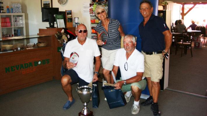 Algarve Golfers Driving for Charity