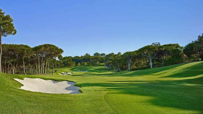 England golf elite training at Quinta do Lago
