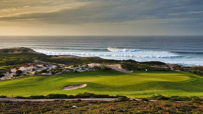 Portugal's West Cliffs is top course for Europe's golfers