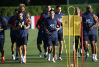 Quinta do Lago training camp lays platform for PSG Champion's League glory