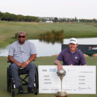 Golf for Good raises €50,000 for three charities at the Portugal Masters