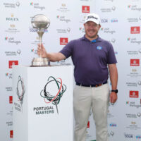 George Coetzee masterclass secures victory at Vilamoura