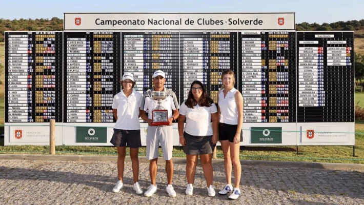 Quinta do Lago takes historic national title